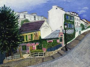 Le Lapin Agile by Isy Ochoa