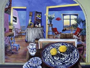 Paix-Citrons by Isy Ochoa