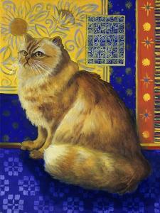 Persian Cat, Series I by Isy Ochoa