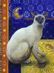 Siamese Cat, Series I by Isy Ochoa