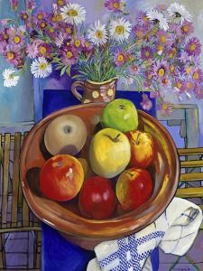 Silent Apples (Pommes Silencieuses) by Isy Ochoa