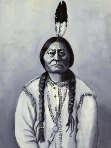 Sitting Bull by Isy Ochoa