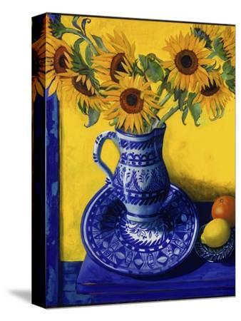 Sunflowers, Lemon, and Orange
