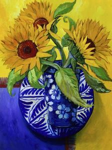Sunflowers, Series I by Isy Ochoa