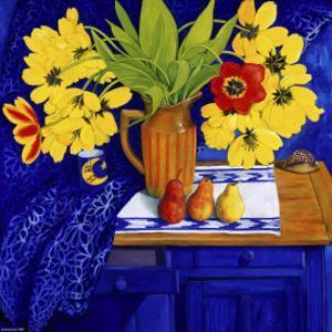 The Beautiful Helene (La Belle Helene) by Isy Ochoa