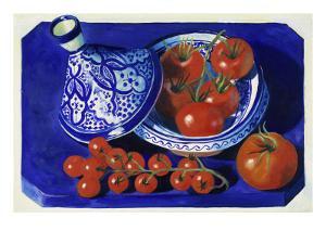 Tomatoes (Tomates) by Isy Ochoa