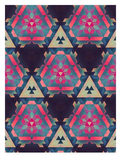 isyhyrrt cymplyx-Spires-Art Print