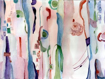 It Appeared Overnight-Marilyn Cvitanic-Art Print