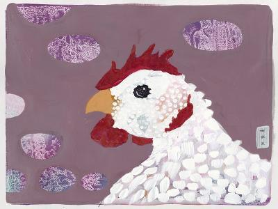 It Is Easter 4-Maria Pietri Lalor-Giclee Print
