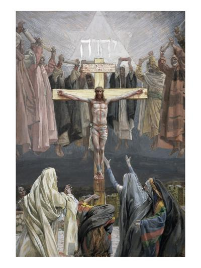 It Is Finished, Illustration for 'The Life of Christ', C.1886-94-James Tissot-Giclee Print