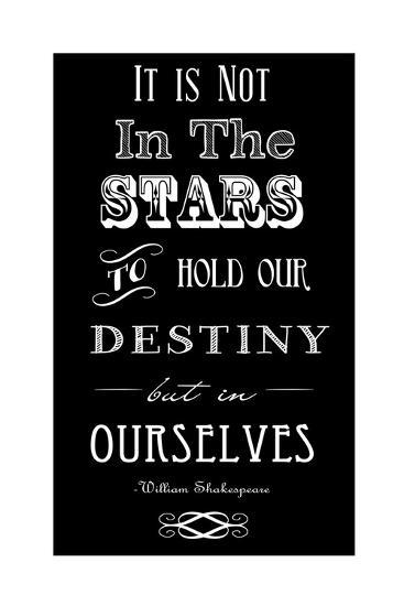 It Is Not In The Stars-Veruca Salt-Art Print