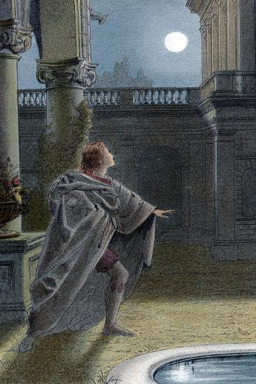 It Is the East and Juliet Is the Sun, 1856-1858--Giclee Print
