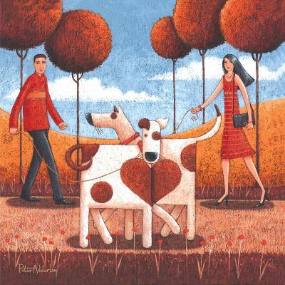 It Must Be Love-Peter Adderley-Art Print