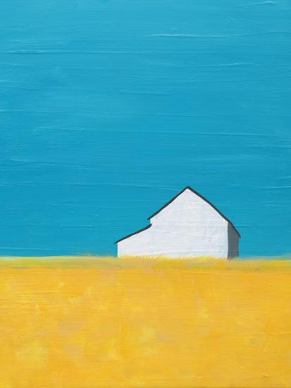 It's A Barn-Jan Weiss-Art Print