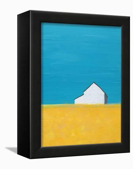 It's a Barn-Jan Weiss-Framed Stretched Canvas