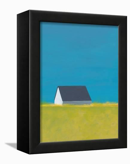 It's a Farm-Jan Weiss-Framed Stretched Canvas