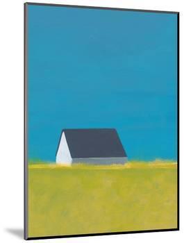 It's a Farm-Jan Weiss-Mounted Art Print