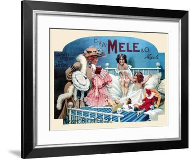 It's a New Dress from Mommy from Mele--Framed Art Print
