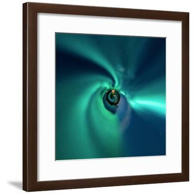 It's a Small World 40-Philippe Sainte-Laudy-Framed Photographic Print