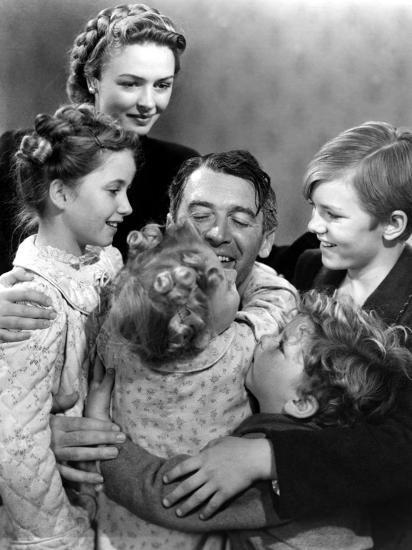 It's a Wonderful Life, 1946--Photo