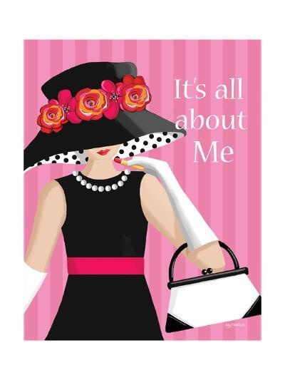 It's All About Me-Kathy Middlebrook-Art Print