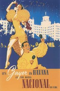 It's Gayer in Havana