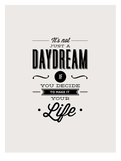 It's Not Just a Daydream-Brett Wilson-Art Print