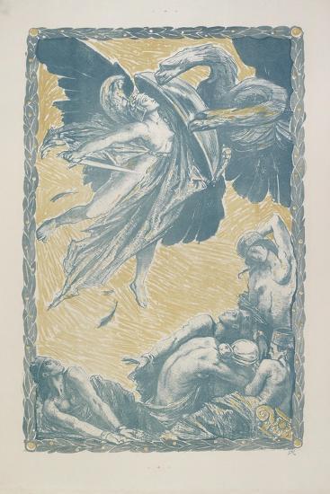 Italia Redenta, 1917-Charles Ricketts-Giclee Print