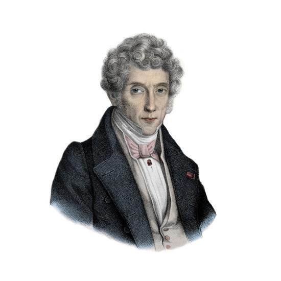 Italian Composer Luigi Cherubini-Stefano Bianchetti-Giclee Print