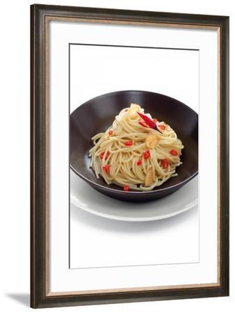 Italian Cuisine-Fabio Petroni-Framed Photographic Print