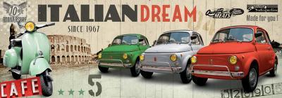 Italian Dream--Art Print