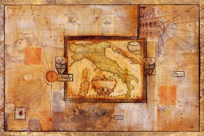 Italian Excursion-Minkist Zelda-Art Print