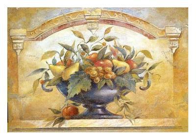 Italian Fresco II-Joaquin Moragues-Art Print