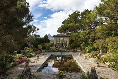 Italian Garden at Garnish Island in Glengarriff, County Cork-Chris Hill-Photographic Print