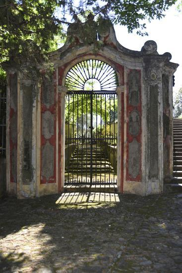 Italian Gate-Chris Bliss-Photographic Print