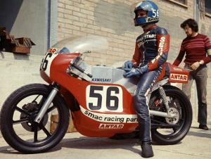 Italian GP Motorcycle Pit Stop