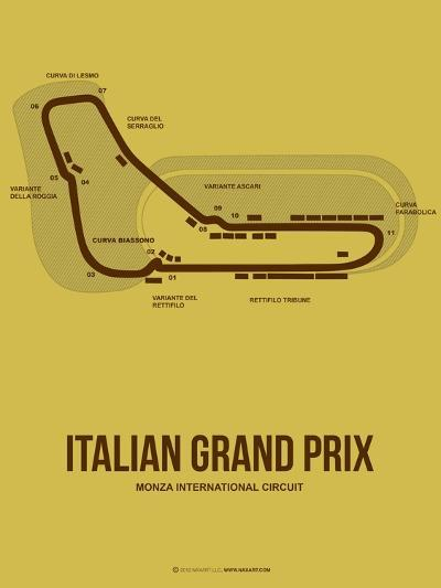Italian Grand Prix 1-NaxArt-Art Print