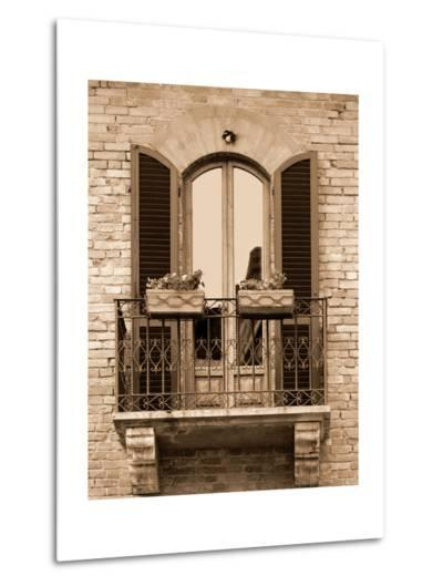 Italian Moments I-Boyce Watt-Metal Print