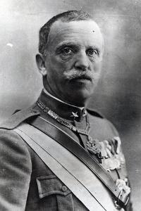 Victor Emmanuel III by Italian Photographer