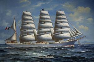 Italian Sailing Ship the Balmoral, Shipowner Pietro Milesi