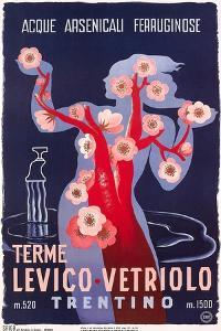 Italian Spa Poster