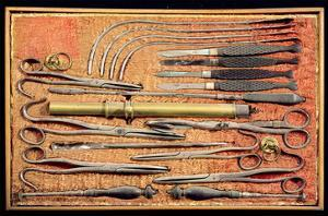Surgical Instruments (Photo) by Italian