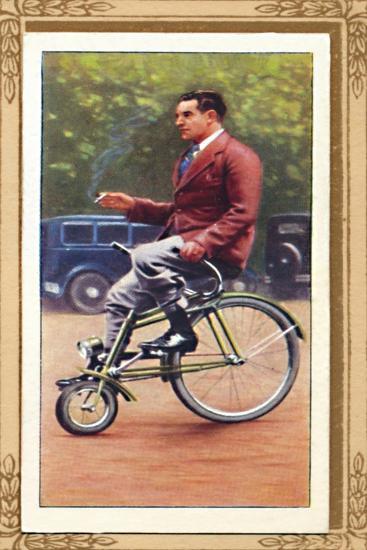 'Italian Velocino Bicycle', 1939-Unknown-Giclee Print