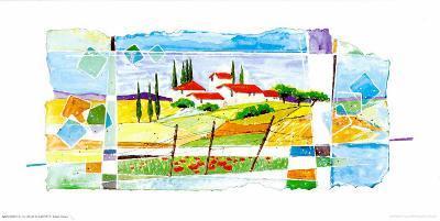 Italian Views II-C. Laffitte-Art Print