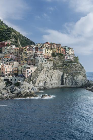 Italy, Cinque Terre, Manarola-Rob Tilley-Photographic Print