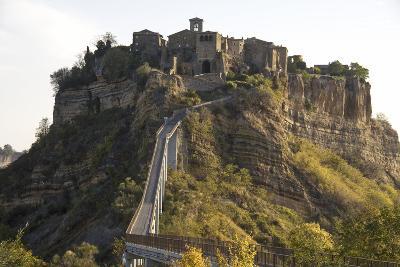 Italy, Civita de Bagnoregio-John Ford-Photographic Print