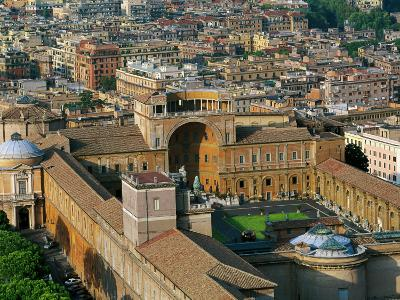 Italy - Lazio Region - Rome - Vatican City - Vatican Palace--Photographic Print