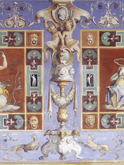 Italy, Lazio Region, Tivoli--Giclee Print