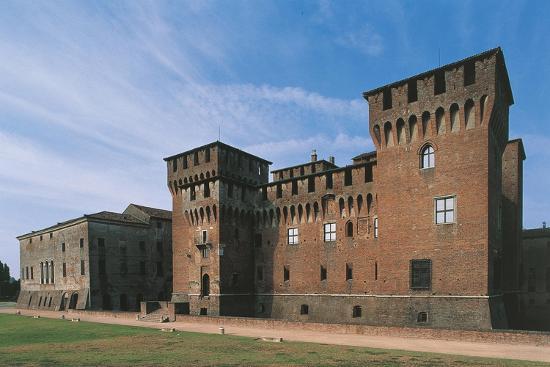 Italy, Lombardy Region, Castle of San Giorgio Di Mantova--Giclee Print