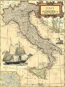 Italy Map